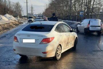 56-летнюю женщину сбили на зебре в Вологде