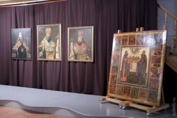 Выставка уникальных предметов из Спасо-Прилуцкого монастыря работает в Вологодском кремле