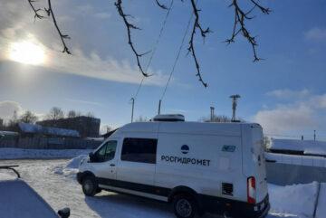 В Бабушкинском районе произошло ДТП, «Ока» выехала под фуру «DAF»