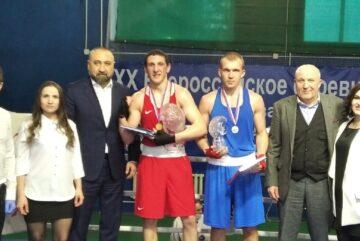 Вологодский боксер стал победителем Всероссийского турнира по боксу