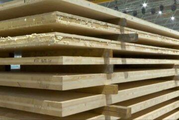 Вологодские CLT-панели будут использовать при строительстве дома в Ленобласти