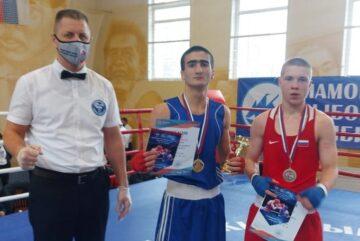 Вологодские боксеры привезли серебряные медали из Калининграда