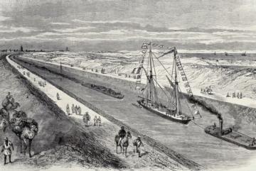 Суэцкий канал - 160 жизненно важных километров