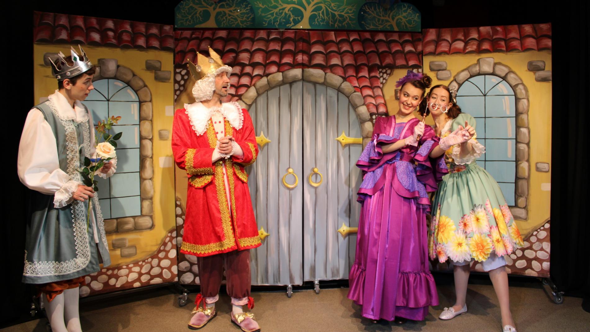 10 лет исполняется молодежному театру-студии «Сонет» в Вологде