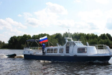 Благодаря предпринимателю из Великого Устюга по Сухоне будет ходить водный транспорт