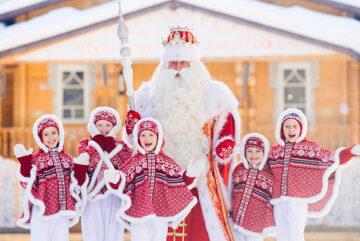 Великий Устюг станет сказочной столицей России