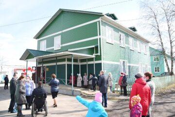Еще один филиал «Заботы» открылся в Вологде
