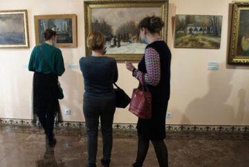 В Кирилло-Белозерский музей привезли «Княжну Тараканову»