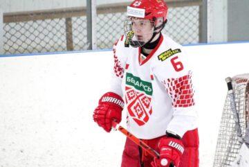 Юный хоккеист вологодского «Металлурга» отправится играть в США за белорусов