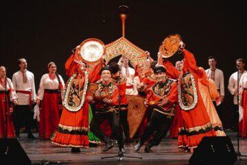 Волжский русский народный хор с гастролями посетит Вологду