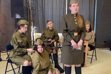 Более 30 студентов Вологды примет участие в гала-концерте в честь Великой Победы