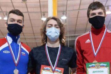Череповецкие юниоры вернулись со Всероссийских соревнований с багажом наград