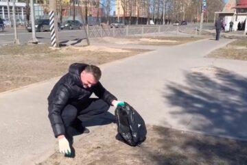 Первые субботники прошли в Вологде