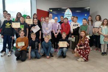 Почти 30 юных кванторианцев приняли участие в фестивале анимации в Вологде