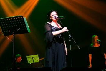 Вологодские музыканты выступили на одной сцене со звездой шансона Натальей Державной
