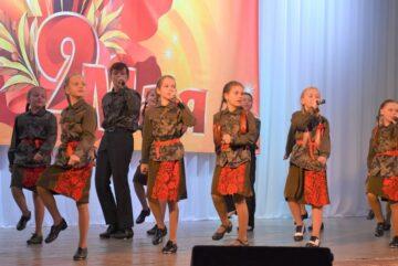 Более 600 жителей области приняли участие в фестивале военной песни «Солдатская завалинка»