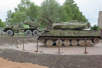 Музей военной техники Череповца будет работать в День Победы