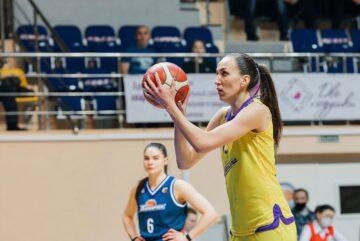 Баскетболистка Екатерина Терехова осталась игроком вологодской «Чевакаты»