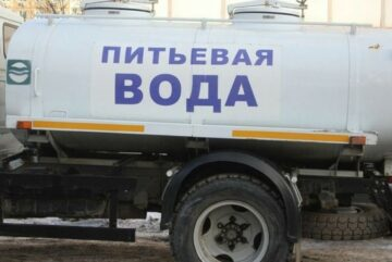 В 16 точках Вологды организуют подвоз воды на время отключения водоснабжения 21-23 мая