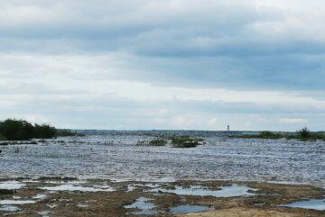 На Кубенском озере затонул катер: семерых человек спасли, еще одного ищут