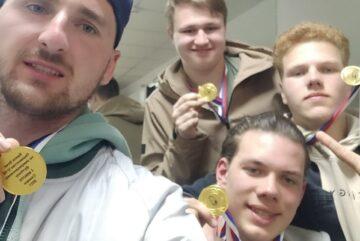 Три вологодских юниора усилили самарскую сборную по американскому футболу и стали чемпионами России
