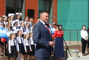Впервые за 30 лет в Вологодской области открыли детскую школу искусств, построенную «с нуля»