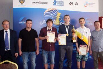 Гроссмейстер из Вологды взял три медали на черноморском побережье