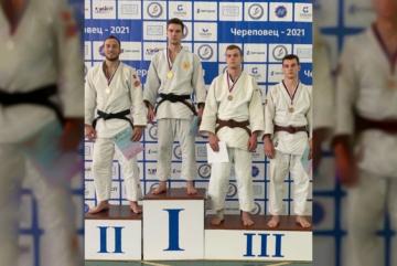 Вологодские дзюдоисты взяли бронзу на чемпионате Северо-Запада
