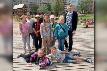 Педагог кванториума стал воспитателем одной из площадок проекта «Город детства» в Вологде