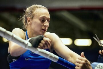Наталия Мезенцева стала первой в истории Вологодчины мастером спорта по боксу
