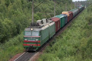 В Вологодской области грузовой состав насмерть сбил человека