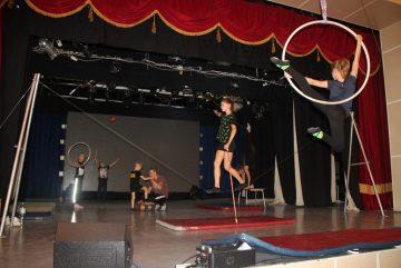 Акробатике, жонглированию и эквилибристике начали бесплатно обучать в Великом Устюге