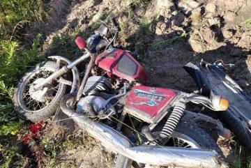 28-летний мотоциклист разбился насмерть в Тотемском районе